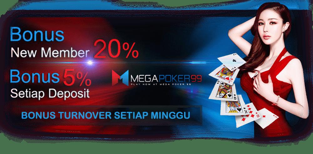 mega poker99